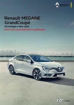 Renault katalógus ( Több mint egy hónap )