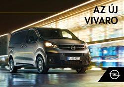 Opel katalógus ( Több mint egy hónap )