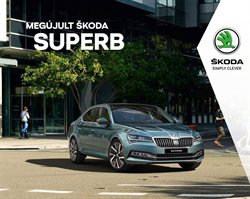 Škoda kínálat Škoda katalógusában, ( Több mint egy hónap)