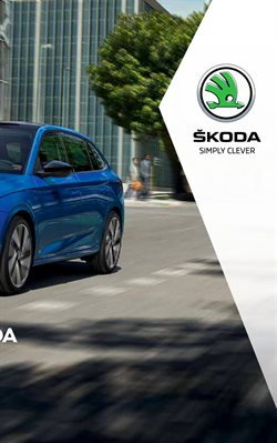 Škoda katalógus ( Több mint egy hónap )