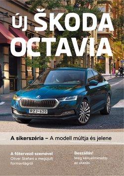 Škoda kínálat Škoda katalógusában, ( Most közzé téve)
