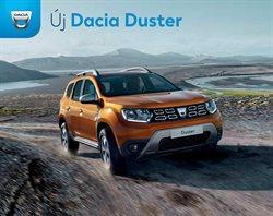 Dacia katalógus ( Több mint egy hónap )