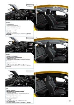 KormánykerékKínálat-Peugeot
