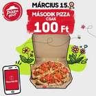 Éttermek kínálatok Pizza Hut katalógusában, Dunaharaszti ( 13 nap )