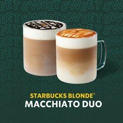 Éttermek kínálatok Starbucks katalógusában, Sajószentpéter ( 27 nap )