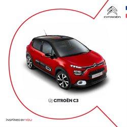 Autók, motorkerékpárok és alkatrészek kínálatok Citroën katalógusában, Budapest ( Több mint egy hónap )
