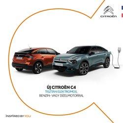 Autók, motorkerékpárok és alkatrészek kínálat Citroën katalógusában, ( Több mint egy hónap)