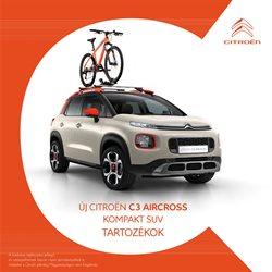 Autók, motorkerékpárok és alkatrészek kínálatok Citroën katalógusában, Tura ( Több mint egy hónap )