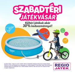 Regio Jatek kupon ( Közzétéve ma)
