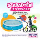 Regio Jatek kupon ( Közzétéve ma )