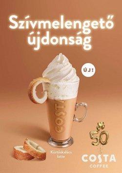 Costa Coffee katalógus ( 15 nap )
