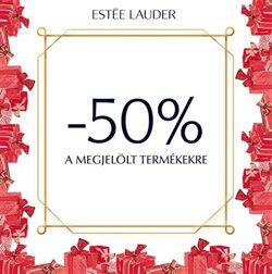 Gyógyszertárak és szépség kínálatok Estee Lauder katalógusában, Sajószentpéter ( 7 nap )