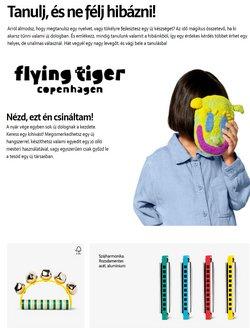 Ruházat, cipők és kiegészítők kínálat Flying Tiger katalógusában, ( Holnap lejár)