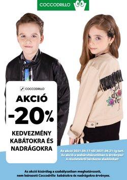 Gyermekek és szabadidő kínálatok Kangaboo katalógusában, Budapest ( 2 nap )
