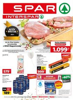 Hiper-Szupermarketek kínálat Interspar katalógusában, ( hamarosan lejár)