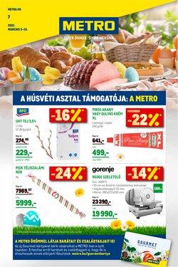 Metro katalógus ( 9 nap )