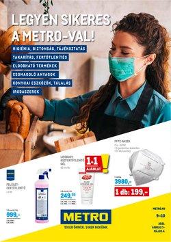 Metro katalógus ( 19 nap )