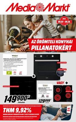 Elektronika kínálat Media Markt katalógusában, ( Holnap lejár)