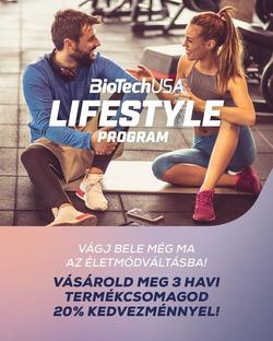 BioTech USA kupon ( 2 nap )