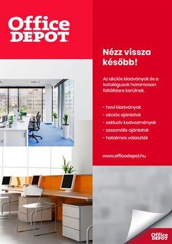 Elektronika kínálatok Office Depot katalógusában, Tiszafüred ( 3 nappal ezelőtt )