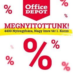 Elektronika kínálat Office Depot katalógusában, ( 2 nap)