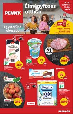 Hiper-Szupermarketek kínálat Penny Market katalógusában, ( 4 nap)