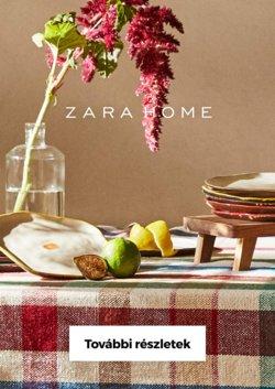 Zara Home kínálat Zara Home katalógusában, ( 26 nap)