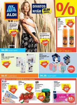 Hiper-Szupermarketek kínálat Aldi katalógusában, ( hamarosan lejár)