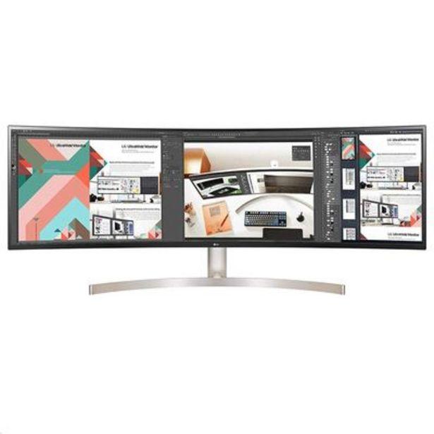 "LG 49WL95C-WE 49"" UltraWide 5K Dual QHD IPS ívelt LED Monitor kínálat, 479999 Ft"