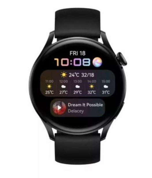 Huawei Watch 3 - Active Okosóra, Fekete kínálat, 129989 Ft