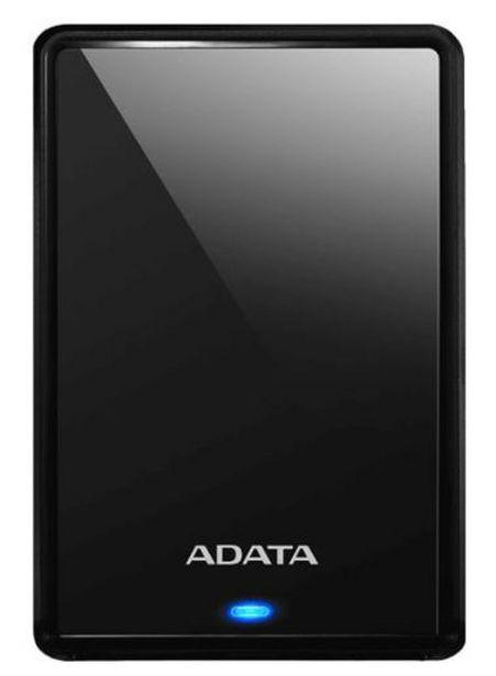 ADATA AHV620S 1TB BK Külső merevlemez, Fekete kínálat, 17999 Ft
