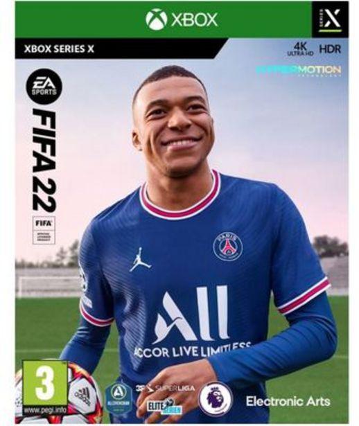 Fifa 22 - Xbox Series X játék kínálat, 24799 Ft