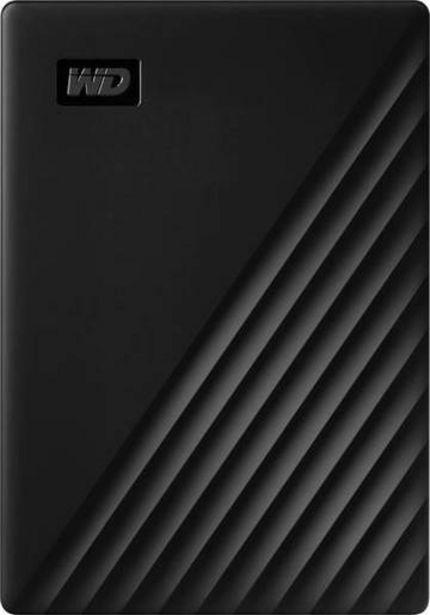 WD My Passport HDD 1TB, USB 3.2 Gen1, fekete (WDBYVG0010BBK) kínálat, 22999 Ft