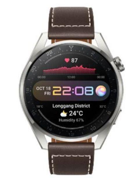 Huawei Watch 3 Pro - Classic Okosóra, Szürke kínálat, 163989 Ft