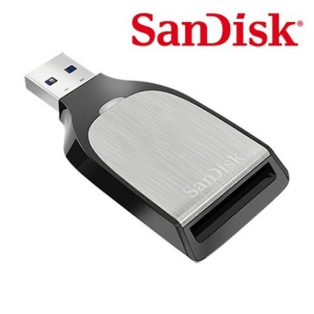 SANDISK KÁRTYAOLVASÓ USB 3.0, UHS-II kínálat, 8099 Ft