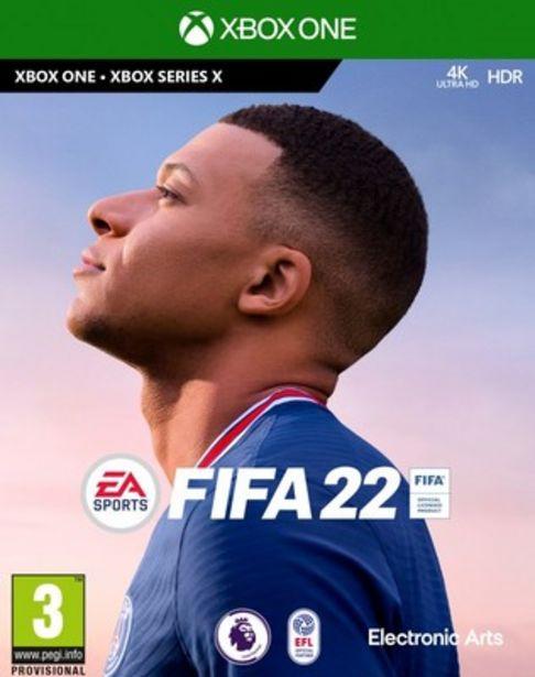 Fifa 22 - Xbox One játék kínálat, 21799 Ft