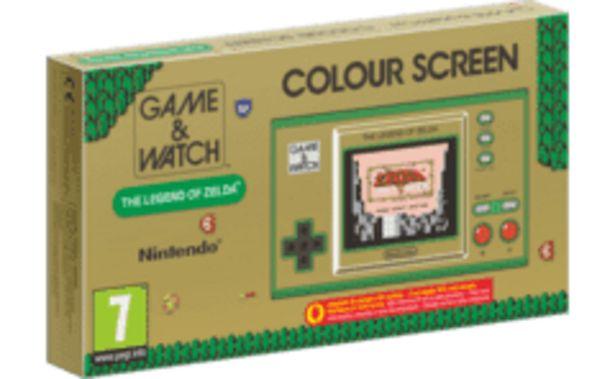 NINTENDO Game & Watch: The Legend Of Zelda kínálat, 19999 Ft