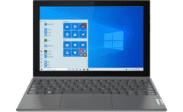 """LENOVO IdeaPad Duet 3 82AT00BXHV Szürke 2in1 eszköz (10,3"""" WUXGA/Celeron/4GB/128 GB eMMC/Win10HS) kínálat, 149989 Ft"""