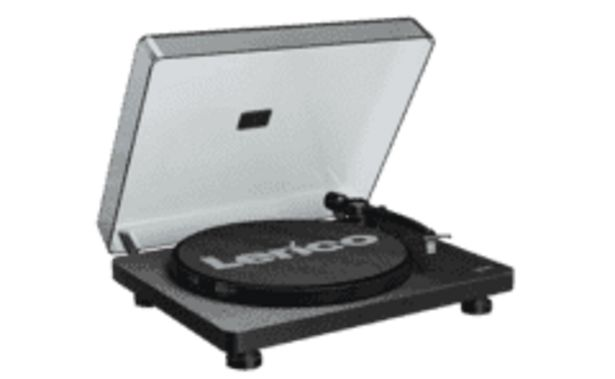 LENCO Outlet L-30 lemezjátszó, fekete kínálat, 36549 Ft