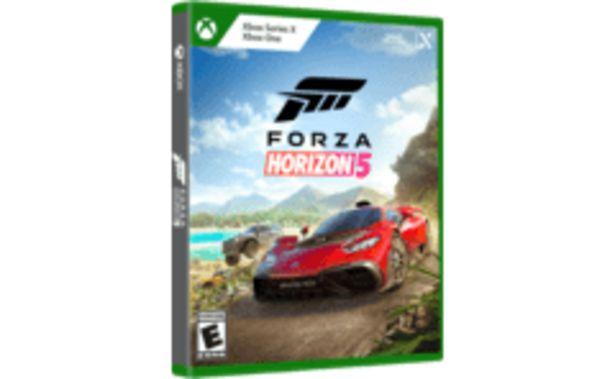 Forza Horizon 5 (Xbox One & Xbox Series X) kínálat, 23499 Ft