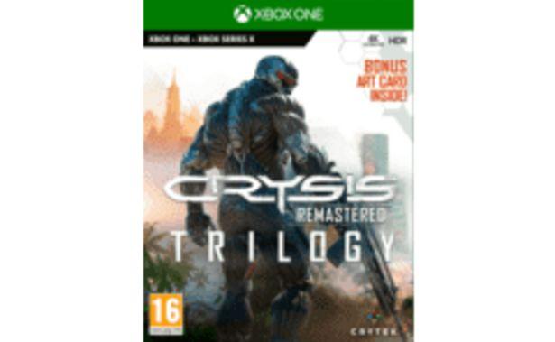 Crysis Remastered Trilogy (Xbox One & Xbox Series X) kínálat, 16999 Ft