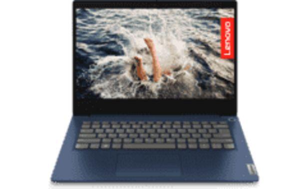 """LENOVO IdeaPad 3 81W0005DHV Kék laptop (14"""" FHD/Ryzen3/8GB/256 GB SSD/NoOS) kínálat, 169899 Ft"""