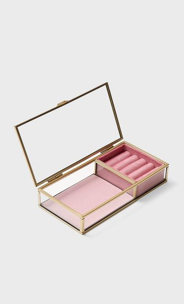 Velvet jewellery box kínálat, 5995 Ft