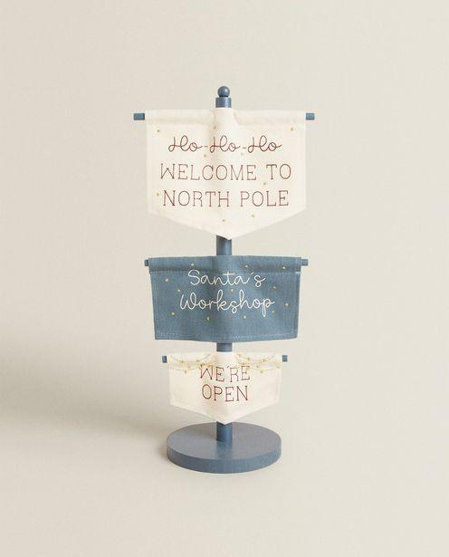 North Polo Christmas Sign kínálat, 6995 Ft