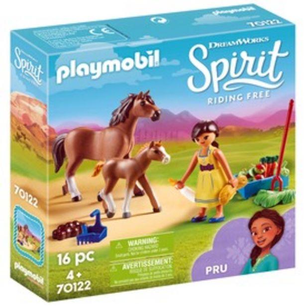 Playmobil Szilaj -Prudi lovacskákkal 70122 kínálat, 5995 Ft