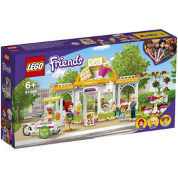 LEGO Friends 41444 Heartlake City Bio Café kínálat, 10990 Ft