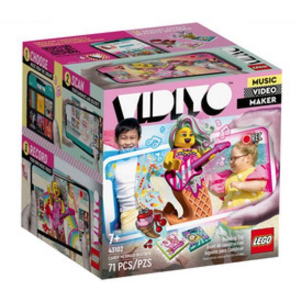 LEGO® VIDIYO Sellőlány Beatbox 43102 kínálat, 3490 Ft