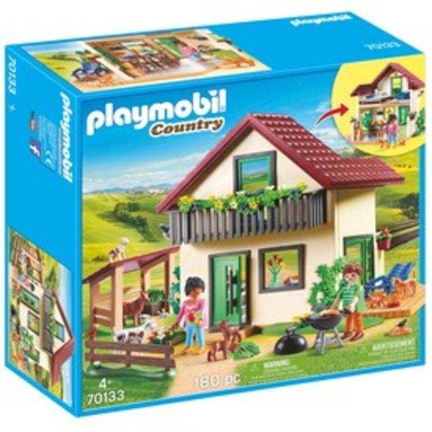 Playmobil Vidéki házikó 70133 kínálat, 21995 Ft