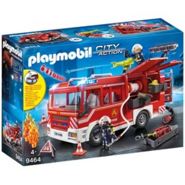 Playmobil tűzoltóautó vízágyúval 9464 kínálat, 25995 Ft
