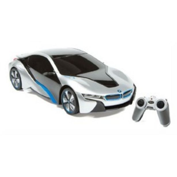 Távirányítós BMW I8 - 1:24 kínálat, 6995 Ft